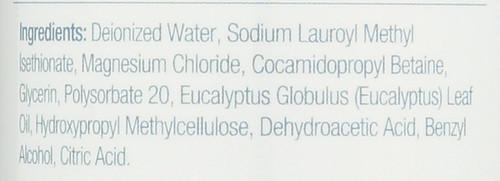 Magnesium Bath Oil Soak w/Eucalyptus Super Concentrated Formula 16 Fl oz 473mL