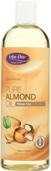 Pure Almond Oil 16 Fl oz 473mL