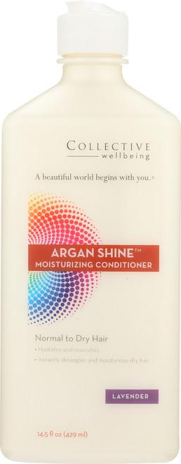 Argan Shine Lavender Conditioner 14.5 Fl oz 429mL
