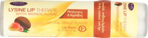 Lysine Lip Therape w/Monolaurin 0.25oz 7g
