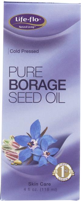 Pure Borage Seed Oil 4 Fl oz 118mL