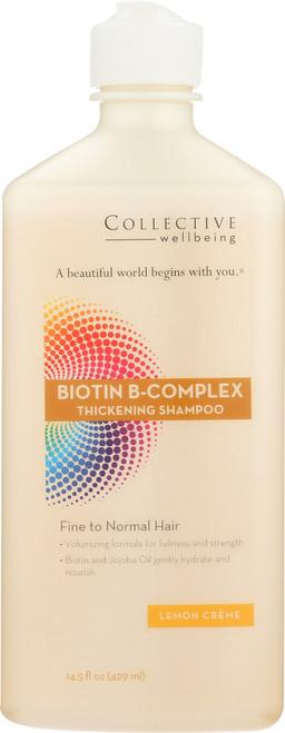 Biotin B-Complex Thickening Shampoo 14.5 Fl oz 429mL