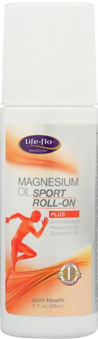 Magnesium Oil Sport Roll-On 3 Fl oz 89mL