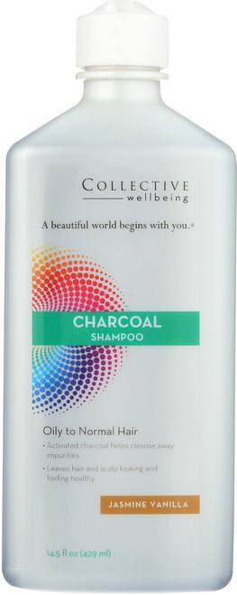 Charcoal Shampoo 14.5 Fl oz 429mL