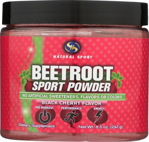 Beet Root Sport Powder Black Cherry 8.5oz 242g