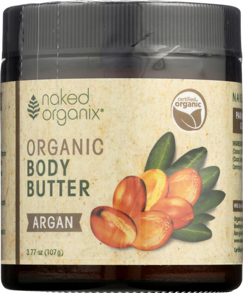 Argan Body Butter 3.77oz 107g
