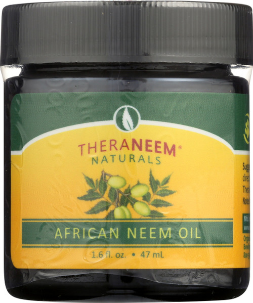 African Neem Oil 1.6 Fl oz 47mL
