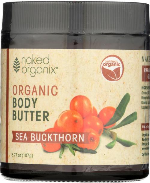 Sea Buckthorn Body Butter 3.77oz 107g