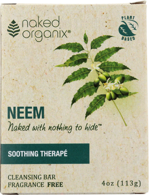 Neem Cleansing Bar 4oz 113g