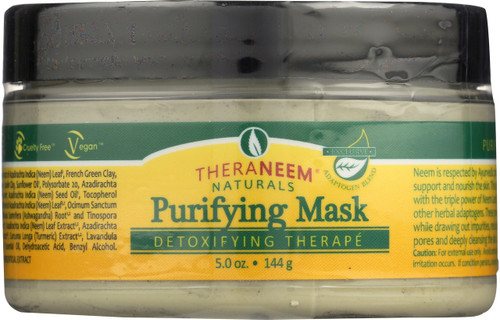 Purifying Neem Facial Mask 5oz 144g