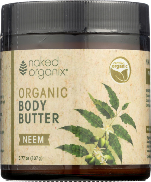 Neem Body Butter 3.77oz 107g