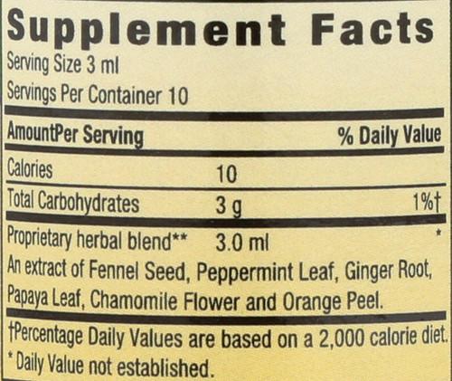 Minty Ginger™ Unflavored 1 Fl oz 30mL