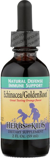 Echinacea/Goldenroot™ Orange Flavor 2 Fl oz 59mL