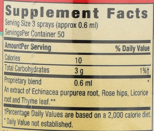 Super Kids Throat Spray™ Peppermint 1 Fl oz 30mL