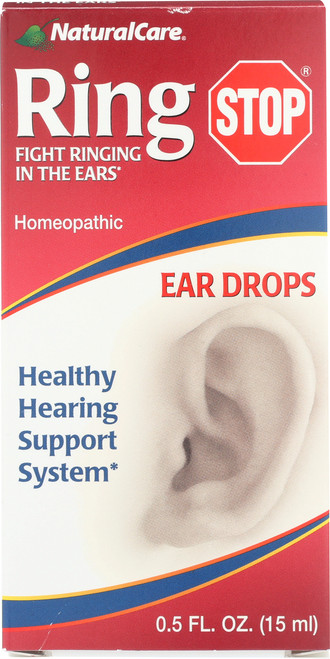 Ringstop Ear Drops 0.5 Fl oz 15mL
