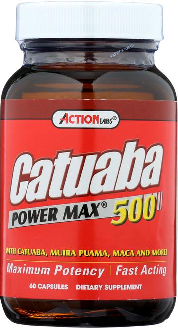 Catuaba 500 Powermax 60 Capsules