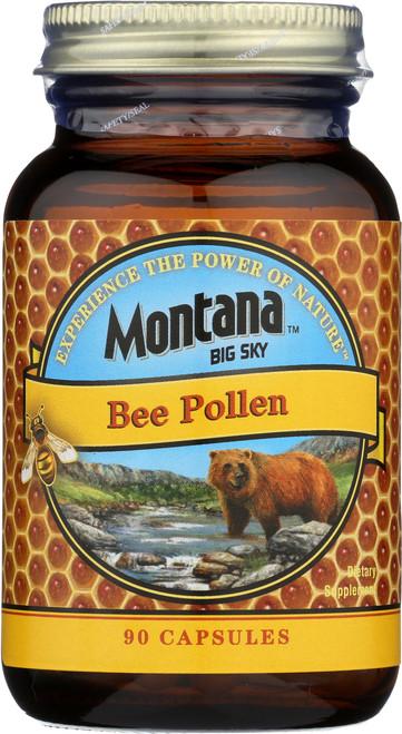 Bee Pollen 90 Capsules