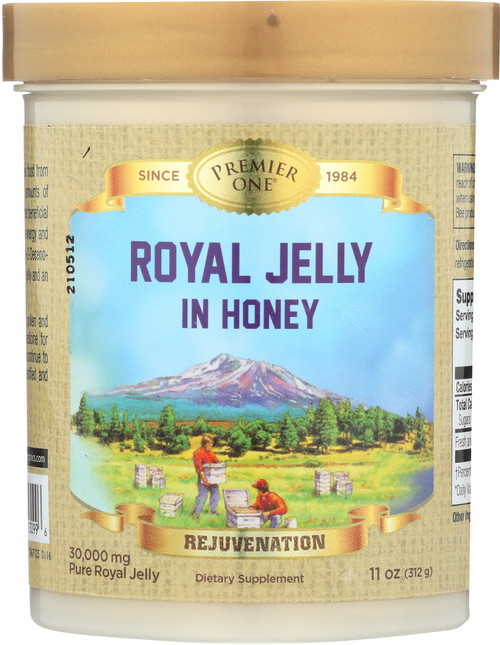 Royal Jelly In Honey 30000 11oz 312g