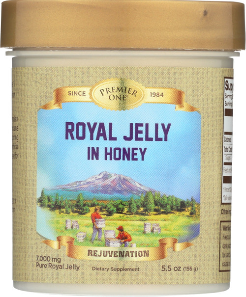 Royal Jelly In Honey 7000 5.5oz 156g