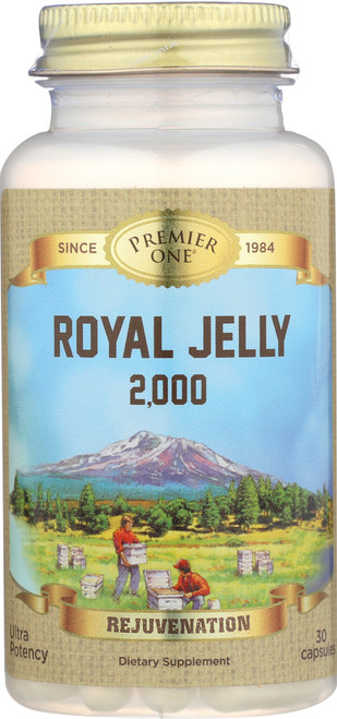 Royal Jelly 2000 30 Capsules