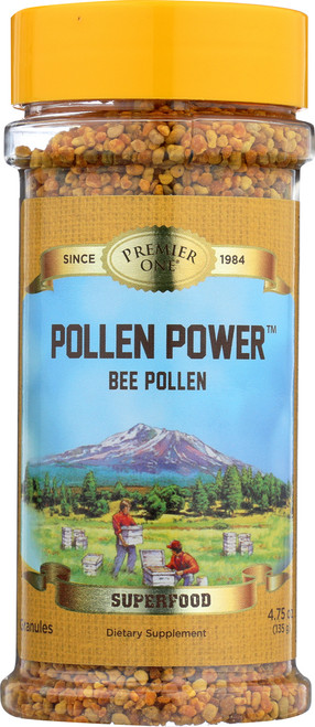Pollen Power™ Granules 4.75oz 135g