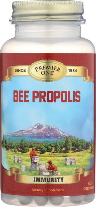 Bee Propolis 60 Capsules