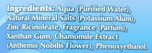 Roll-On Deodorant Lavender 90mL 3 Fl oz