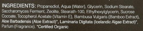 Natural Stick Invisible Solid Deodorant 2.3oz 65g