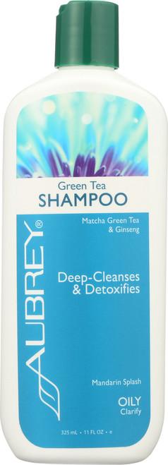 Green Tea Shampoo Matcha Tea & Ginseng 325mL 11 Fl oz