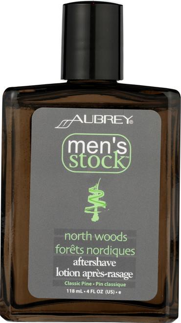 North Woods Aftershave 118mL 4 Fl oz