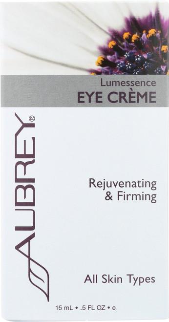 Lumessence Eye Creme Anti-Wrinkle* & Firming* All Skin Types 15mL 5 Fl oz