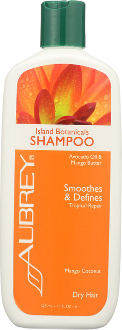 Island Botanicals Shampoo 325mL 11 Fl oz