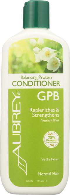 GPB Conditioner Vanilla Balsam Replenishes & Strengthens 325mL 11 Fl oz