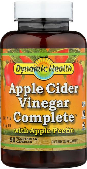 Apple Cider Vinegar Complete 90 Vegetarian Capsules