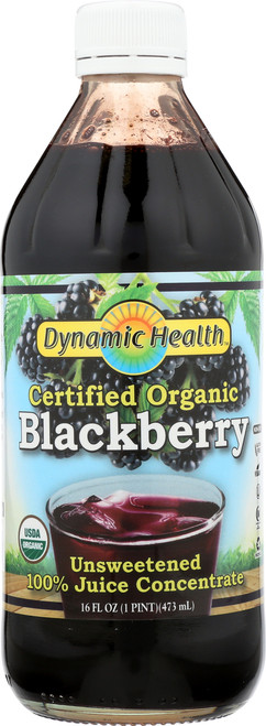 Blackberry Juice 16 Fl oz 1 Pint 473mL