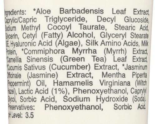 Peppermint Milk Cleanser 2 Fl oz