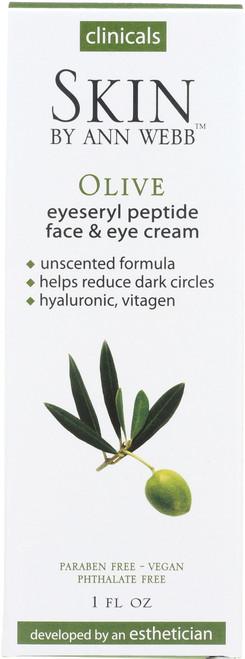 Unscented Olive Eyeseryl Cream 1 Fl oz