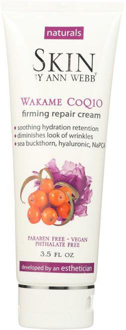 Wakame Coq10 Firming Repair Cream Night Cream 3.5 Fl oz