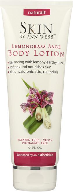 Lemongrass Sage Body Lotion 8 Fl oz