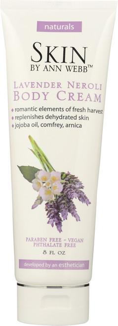 Lavender Neroli Body Cream 8 Fl oz