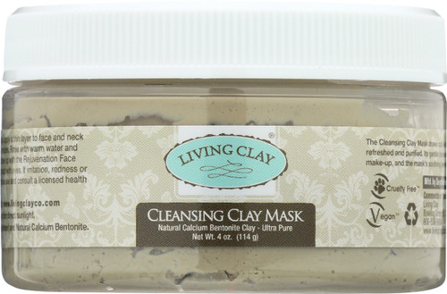 Cleansing Clay Mask 4oz 114g