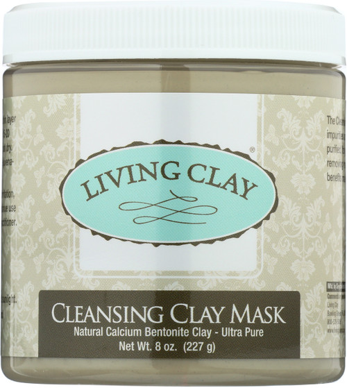 Cleansing Clay Mask 8oz 227g