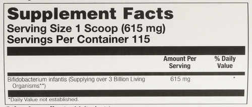 Babylife™, Infant Probiotic Blend Unflavored 2.5oz 71g