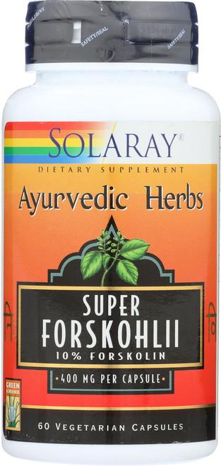 Super Forskohlii Root Exract 60 Vegetarian Capsules