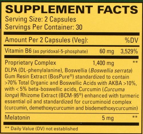 Curamin® Pm 60 Capsules