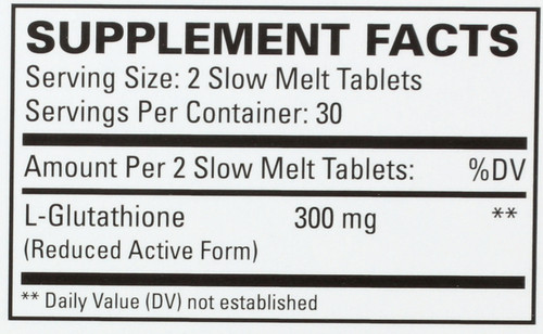 Clinical Glutathione™ 60 Tablet