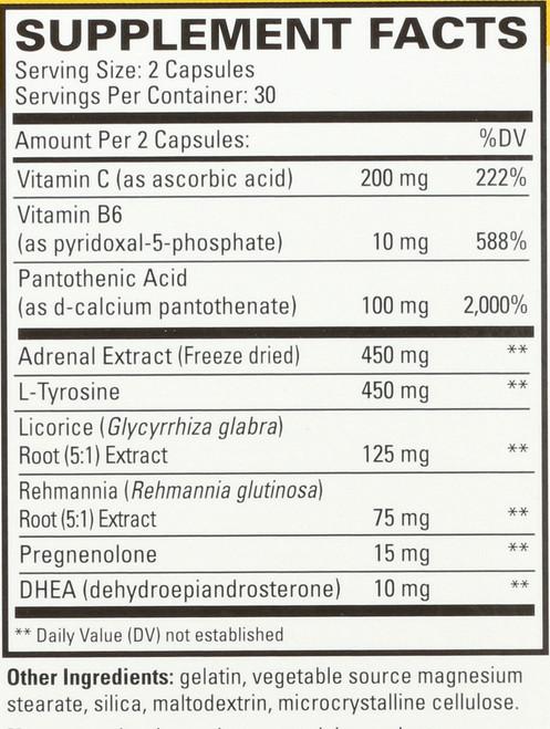 Adrenaplex® 60 Capsules
