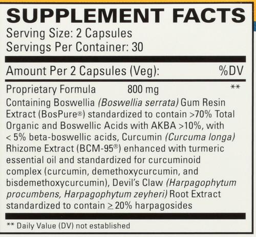 Arthocin® 60 Capsules