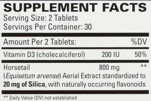 Bone-Sil™ 60 Tablet