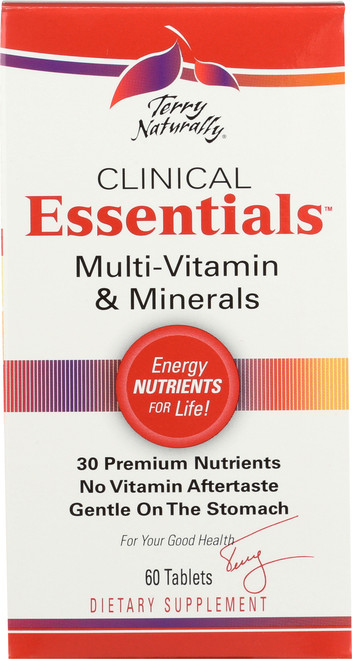 Clinical Essentials™ Multi-Vitamin & Minerals